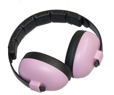 Noise Reducing Baby Earmuffs single