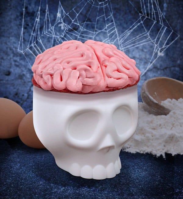 Skull Cupcake Molds