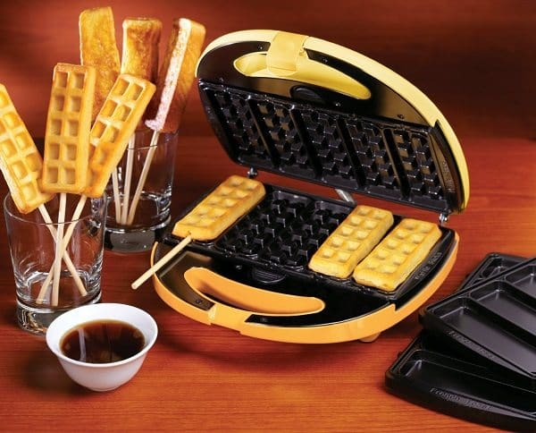 Toast And Waffle Sticks Maker