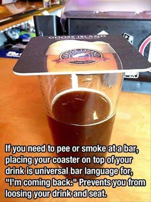 alcohol hack
