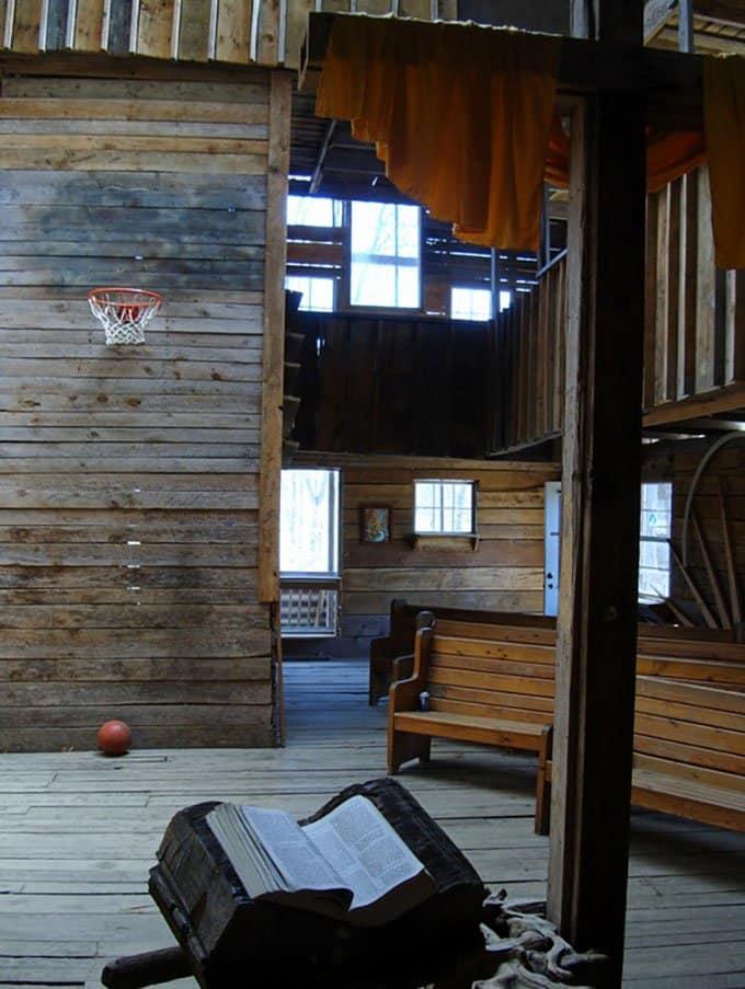 biggest treehouse inside