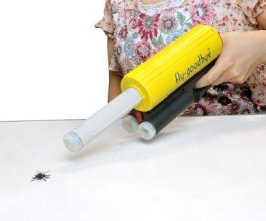 bug vacuum gun fly