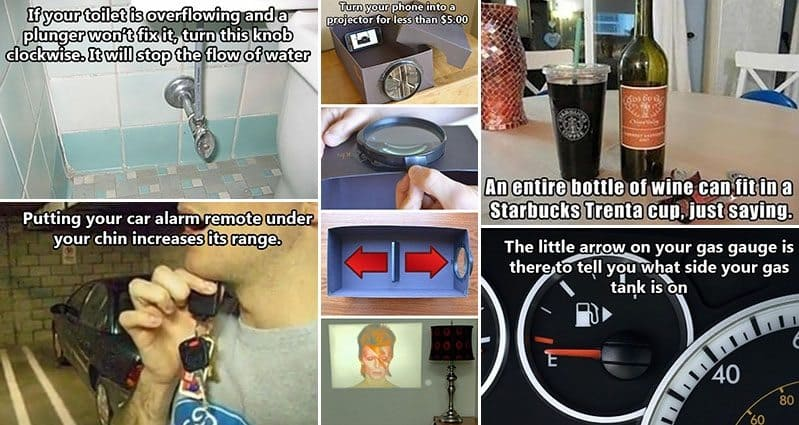 The Coolest Life Hacks You Wished You Knew