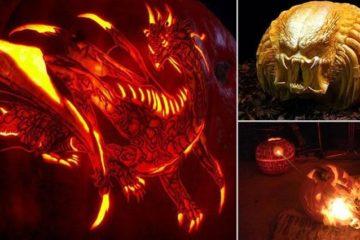 creepy-pumpkins