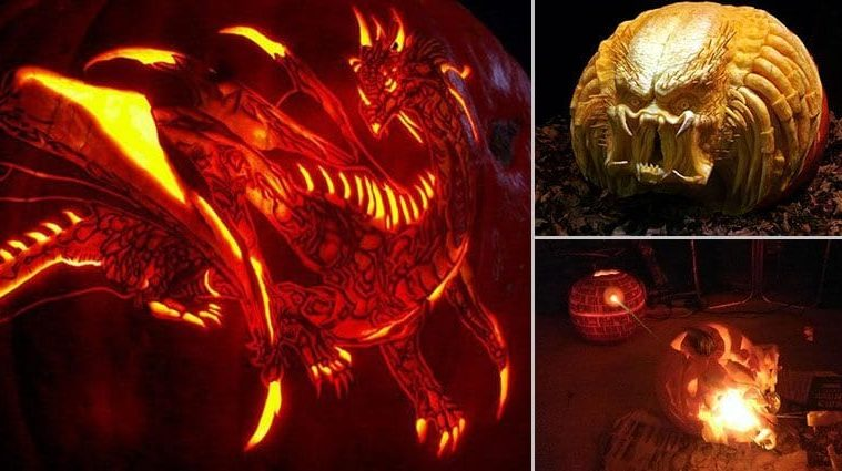 creepy-pumpkins