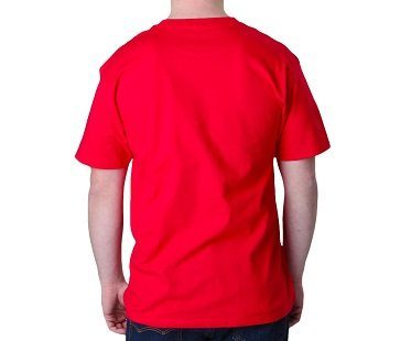 darth vader bacon t-shirt back
