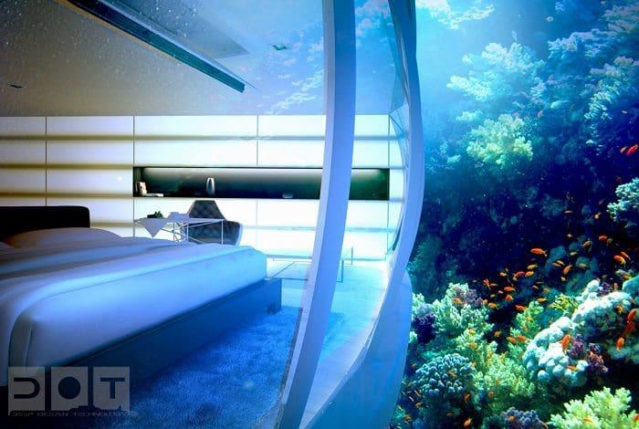 discus bedroom