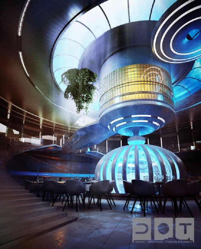 discus restaurant