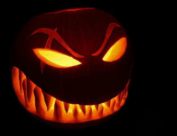 These halloween pumpkins are enough to scare anyone away - Calabazas de halloween de miedo ...