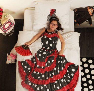 flamenco bedding