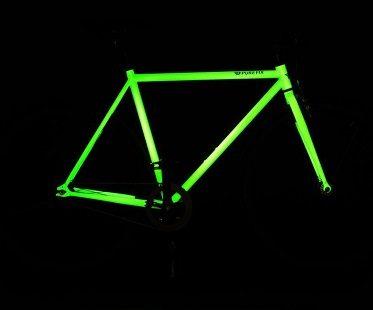 glow in the dark bike dark. Black Bedroom Furniture Sets. Home Design Ideas