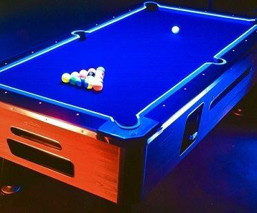 Glow in the dark pool table kit - Glow in the dark table ...