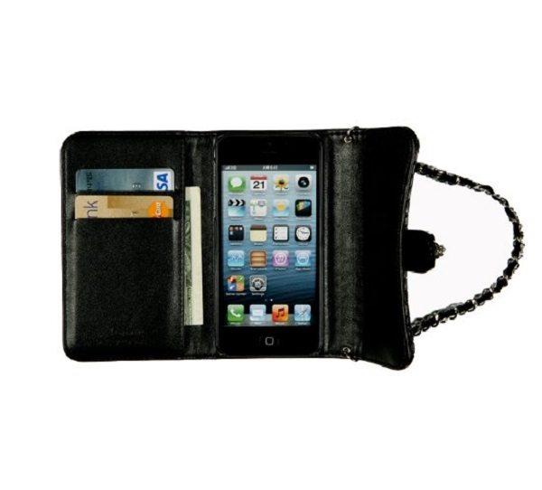 handbag inside case