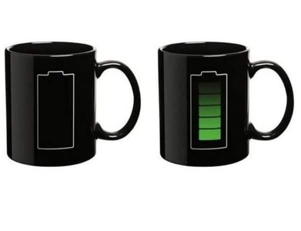 heat changing battery mug