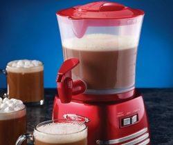 hot chocolate maker