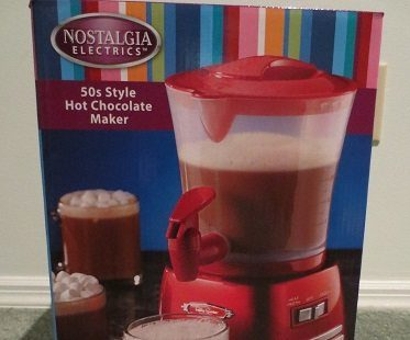 hot chocolate maker packaging