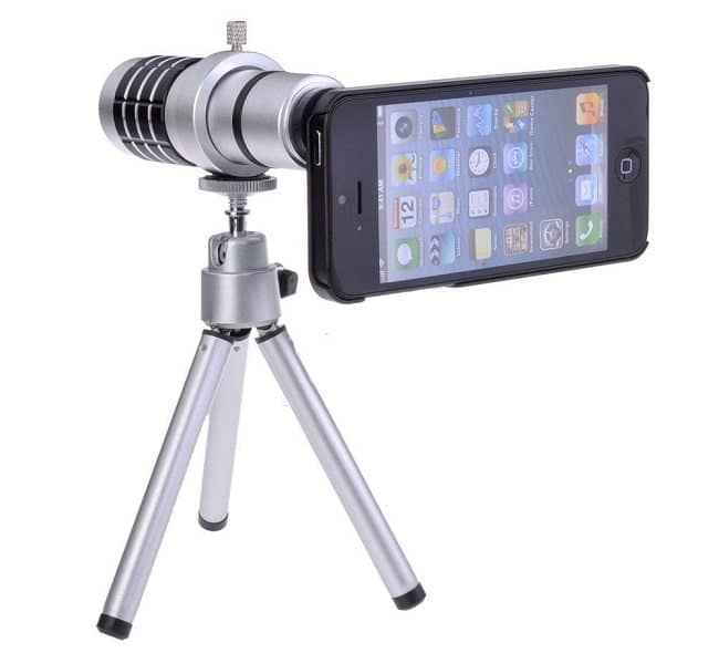 iPhone Camera Extension