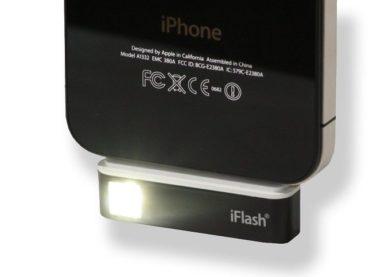 iPhone Camera Flash