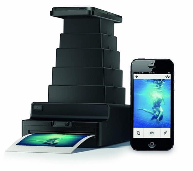 iPhone instant Photo Lab