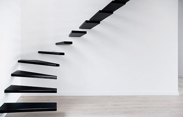 illusion stairs