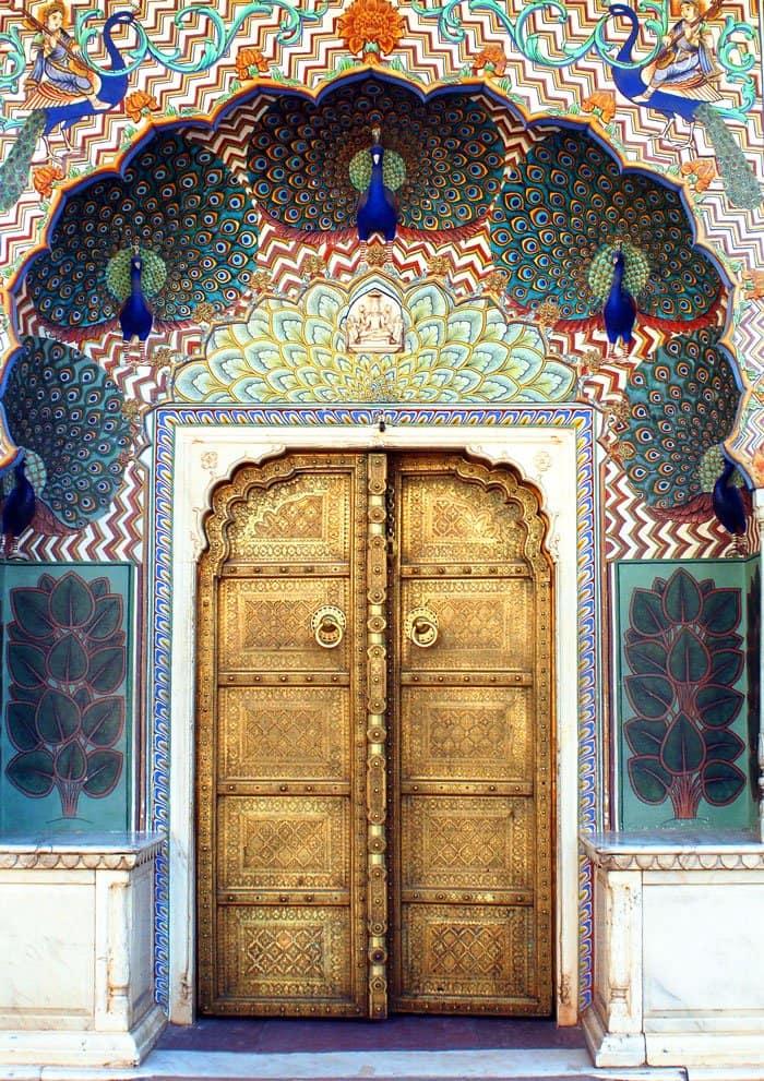 india door
