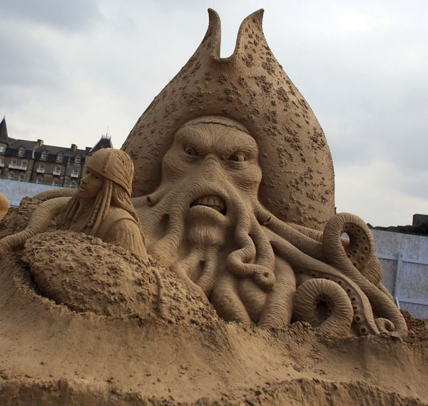 These Sand Sculptures Are Mind Blowing Part 2