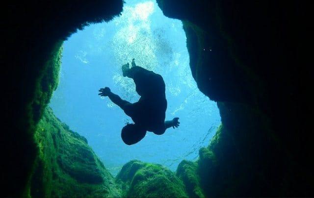 jacobs well underwater