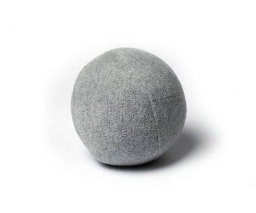 light gray stone pillows single