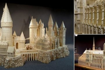 matchstick-sculptures