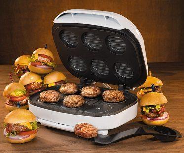 mini burger maker