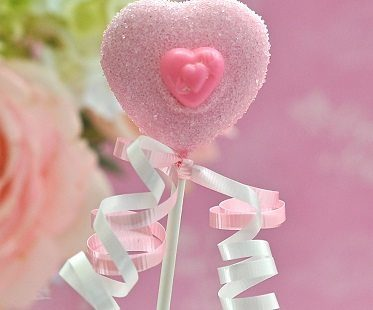 mini cake pop molds heart