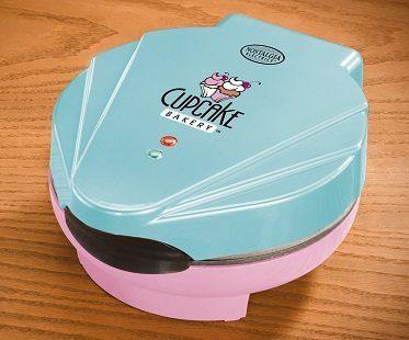 mini cupcake maker closed