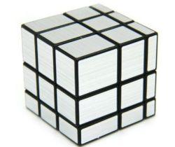 mirror puzzle cube