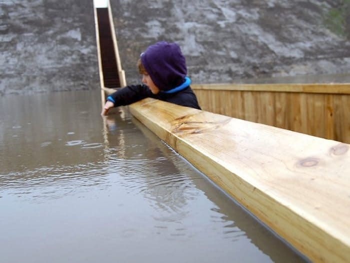 moses bridge kid