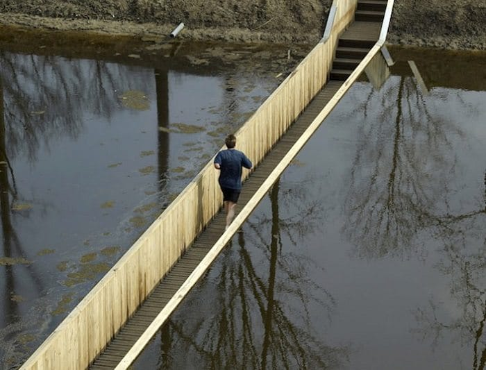 moses bridge running