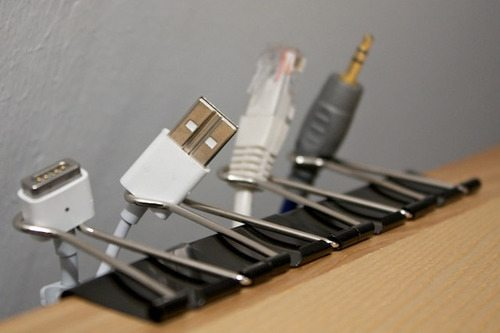 organising hack