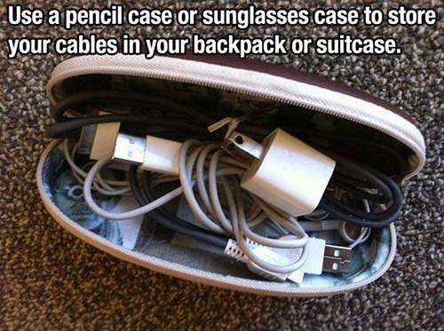 organize hack