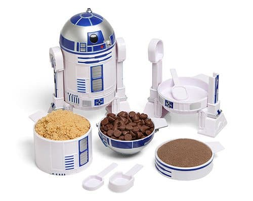 r2-d2 measuring cup set