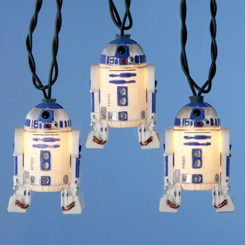 r2-d2 mini lights