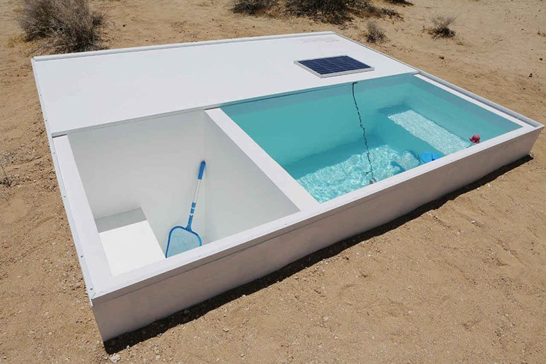 secret swimming pools