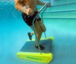 swimming pool treadmill underwater