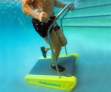 Swimming pool treadmill - Exercise equipment for swimming pools ...