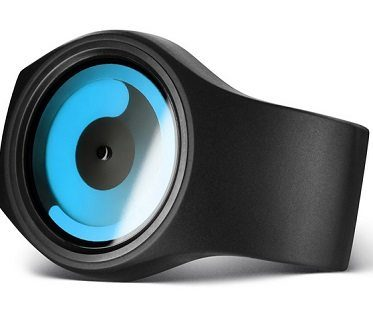 swirling watch side