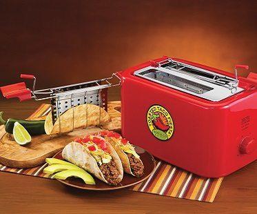 taco shell toaster