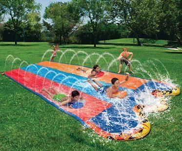 triple slip and slide