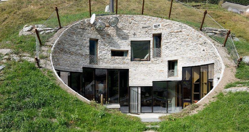 underground home.  Amazing Underground Home