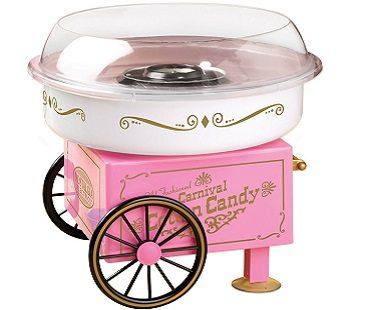 vintage cotton candy maker plain