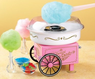 vintage cotton candy maker
