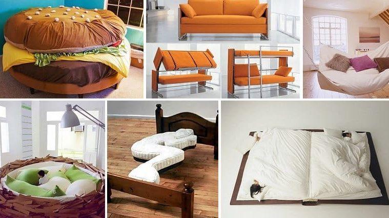 weird beds