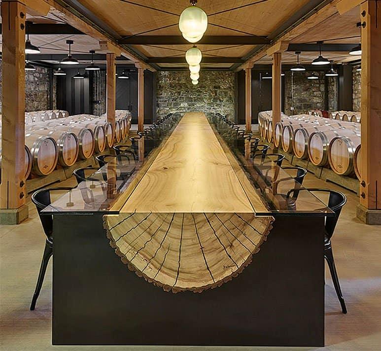 wood-log-table